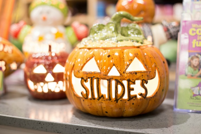 Name Carved Pumpkins | As You Wish Pottery
