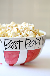 World's Best Pop Popcorn Bowl and Kettle Corn Recipe